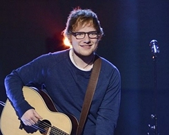Apple Pays 7-Figures For Ed Sheeran Documentary 'Songwriter'