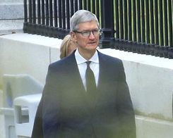 Tim Cook's Follow-up Meetings after Trump Seemingly Confirm China Focus
