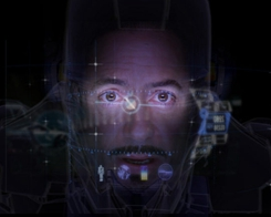 iPhone Inspired Design of Iron Man's HUD in The Original 2008 Movie