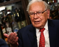 Apple Shares Hit Record After Buffett Increases Investment