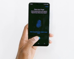 Tests of Embedded Fingerprint Reader Show That Option Could Have Worked for Apple
