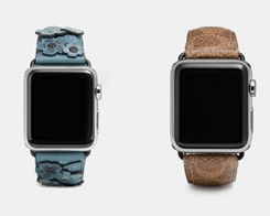 Coach Introduces new Apple Watch Bands for Summer