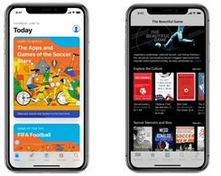 Apple Announces World Cup Content Coming to Siri, Apple TV, News, App Store, iBooks and More