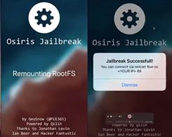GeoSn0w Releases iOS 11.2 - 11.3.1 Jailbreak for Developers