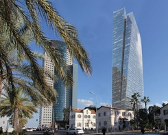 First Apple Store in Israel Could be Planned for Skyscraper in Tel Aviv