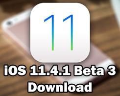 How to Install iOS 11.4.1 Beta 3 Using 3uTools?