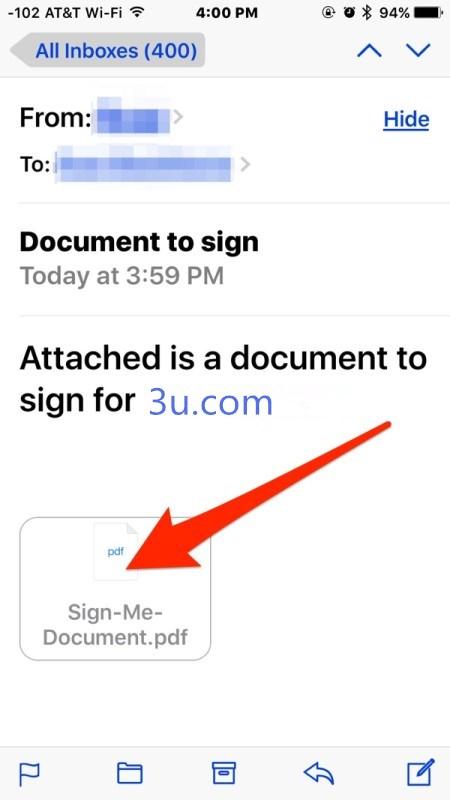 upload signature to sign pdf