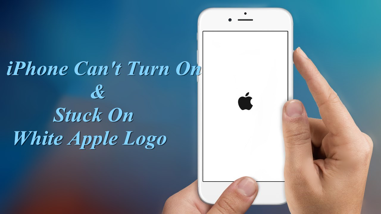 Why Is My Iphone  Stuck On Apple Logo
