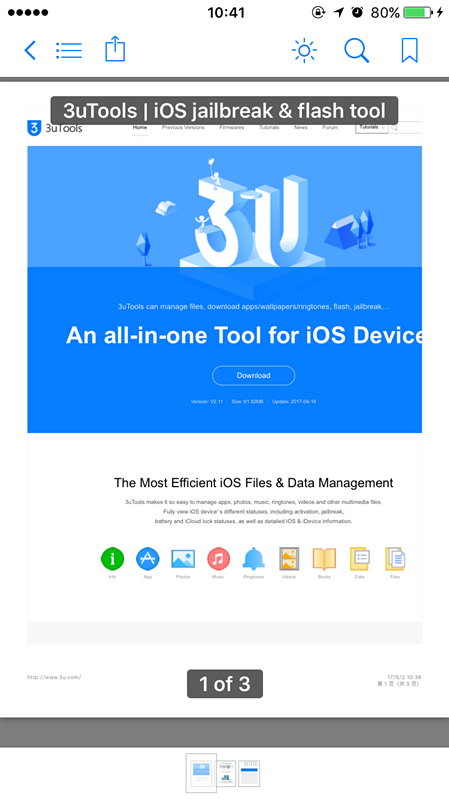 Adobe Acrobat DC - PDF Reader for iPhone - Download
