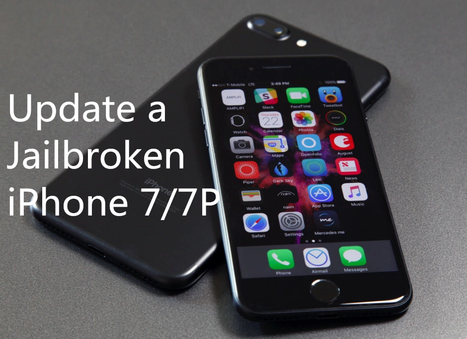 2 Best Ways to Update Jailbroken iPhone to iOS 12