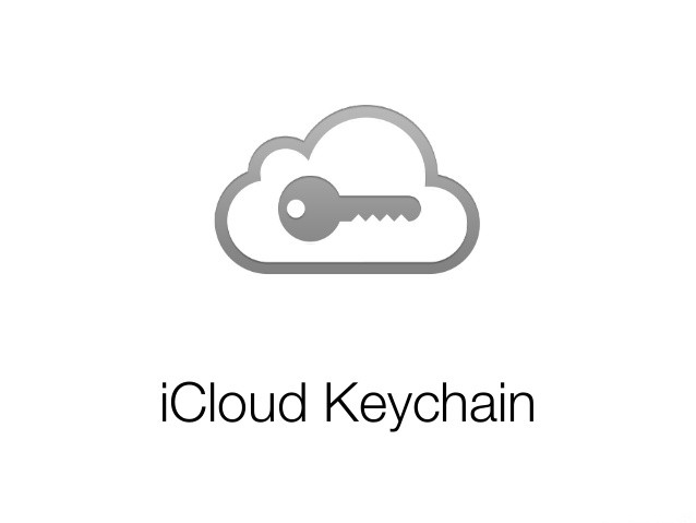 How to Use iCloud Keychain on iPhone/iPad in iOS 11 - 3uTools