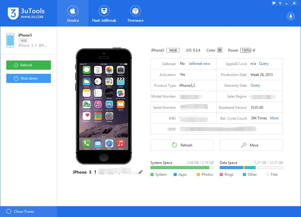 How to Upgrade Your iPhone to iOS10 Beta6 Using 3uTools?