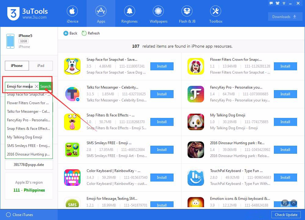 tutorial|How to Download Apps Using 3uTools?