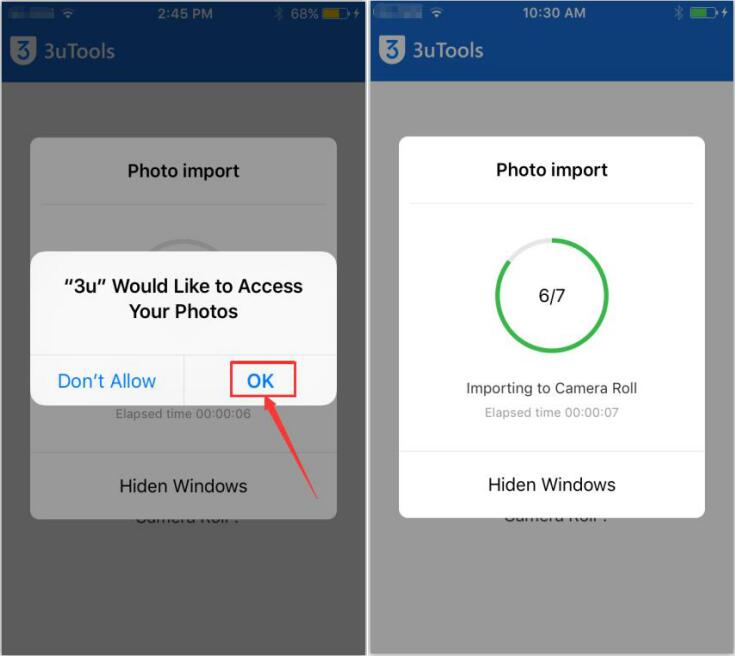 How to Manage  iPhone's Photo Using 3uTools?