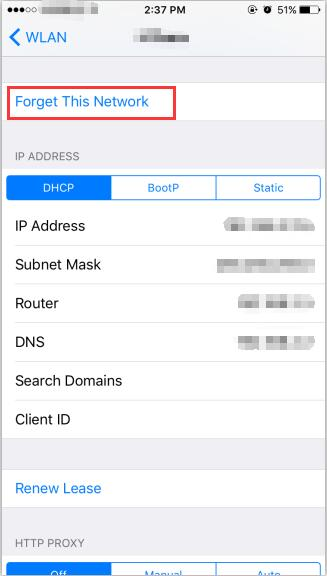 How to Solve WiFi Problems on iOS 10?
