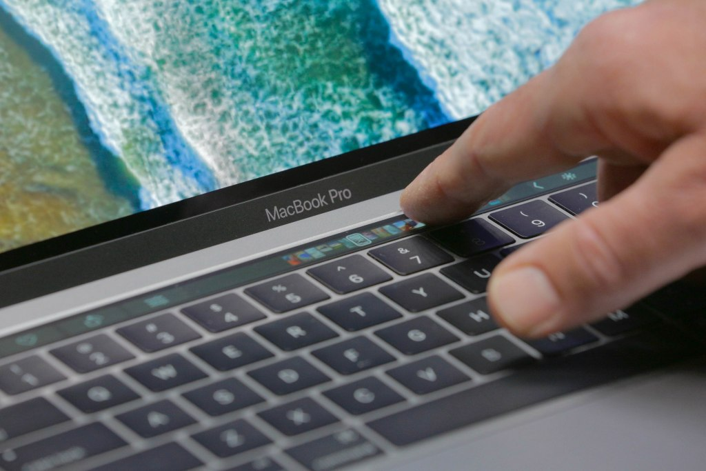 Apple Says No Fun Allowed On the Touch Bar