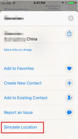 How to Set Virtual Location on Unjailbroken iPhone?