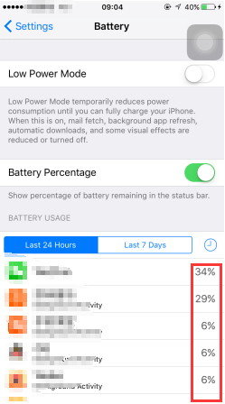 Is Your iPhone7 Running Hot with High Consumption?