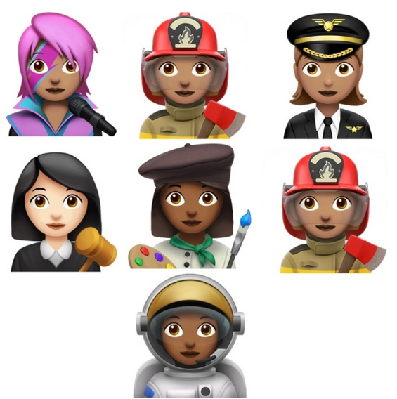 Here Are  New Awesome Emojis Coming With iOS 10.2