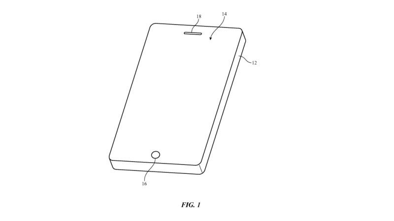 Apple Patent Reveals Its a New Concept for  Foldable iPhone