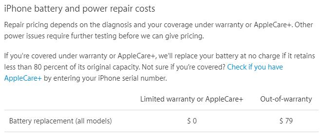 How to Fix iPhone 6S Auto Shutdown When it Still Has Battery?