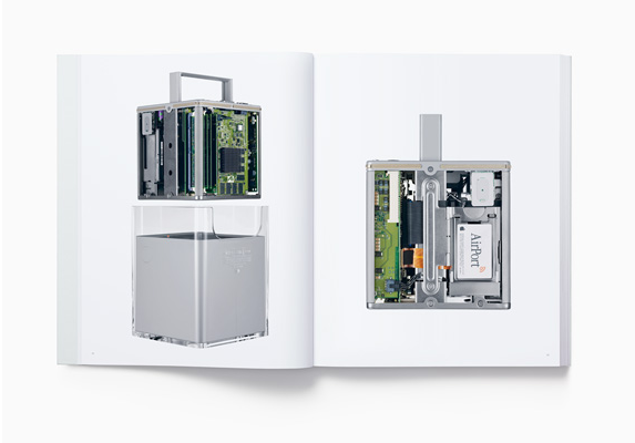 Apple Annouced a Book  is Dedicated to the Memory of Steve Jobs.