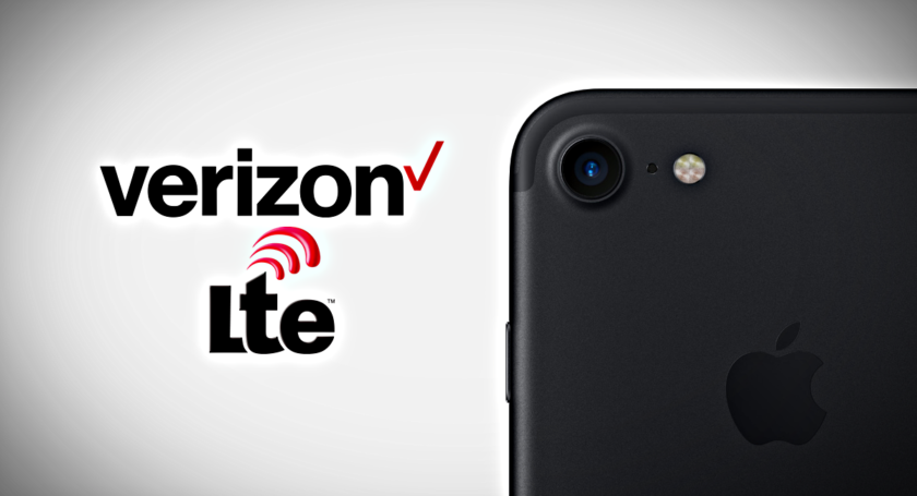 Apple Reportedly Limits Verizon iPhone 7 Modem Speed to Match AT&T Model