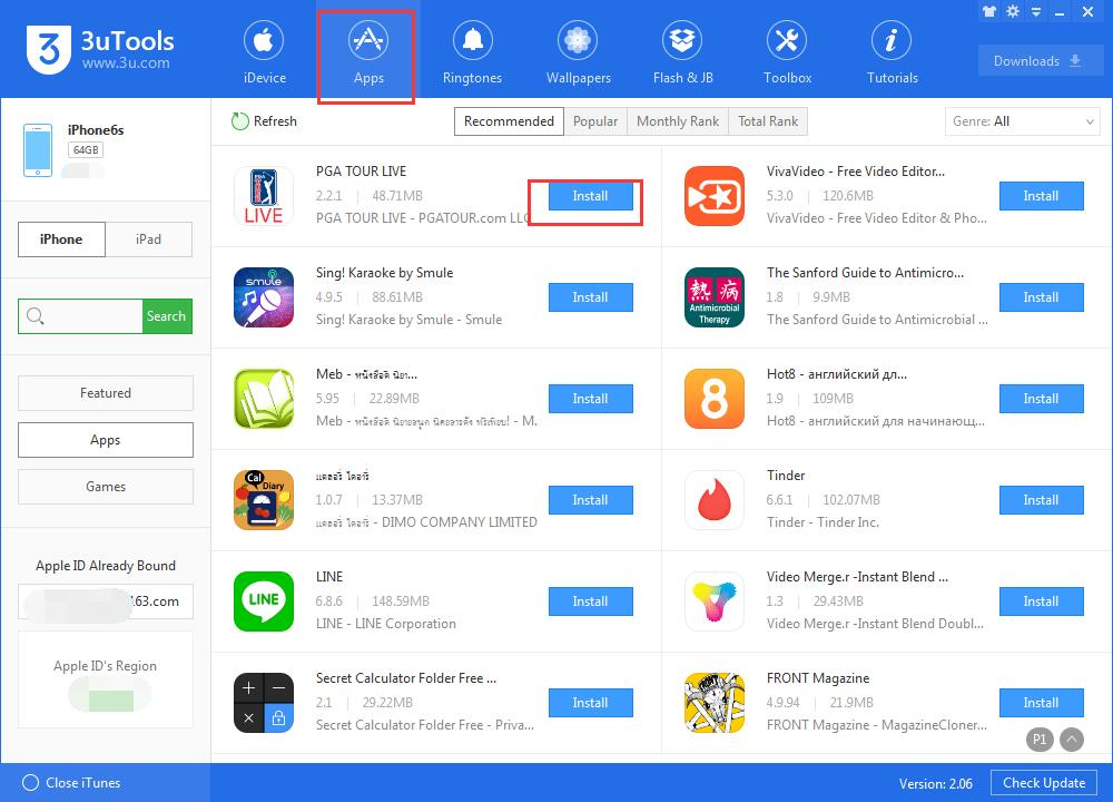 How to Download Apps Without Apple ID & Password?