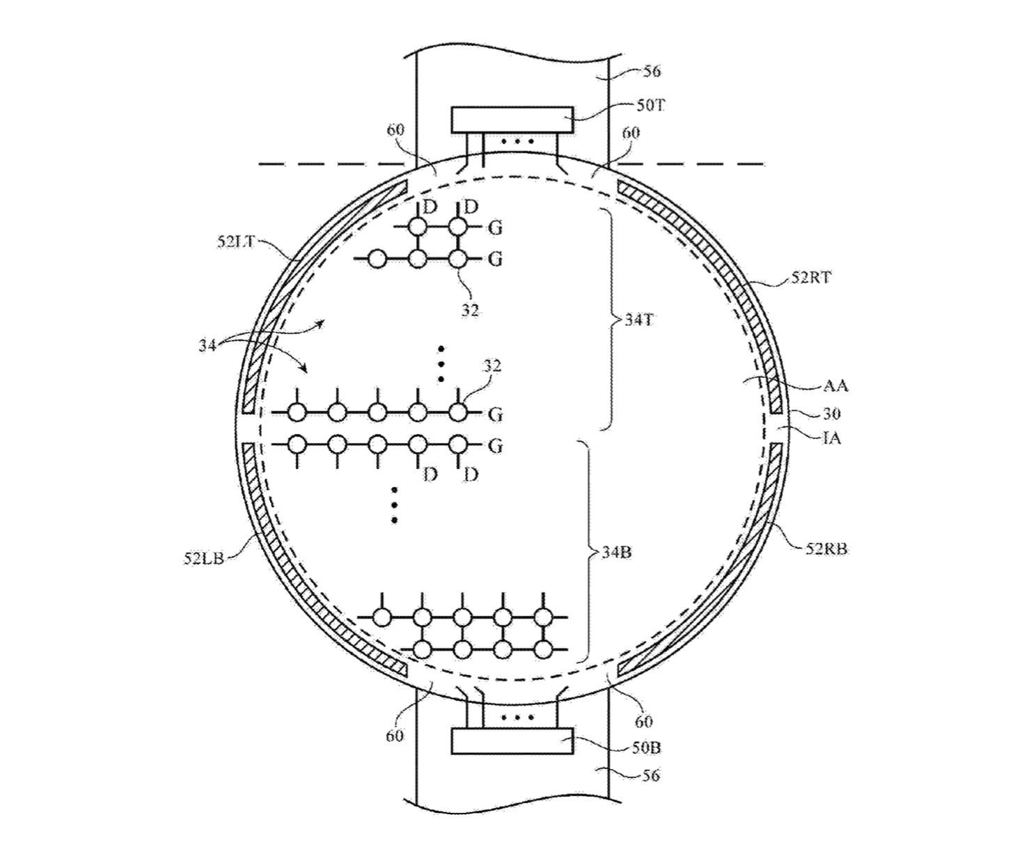 The Next Apple Watch Could Have A Circular Display