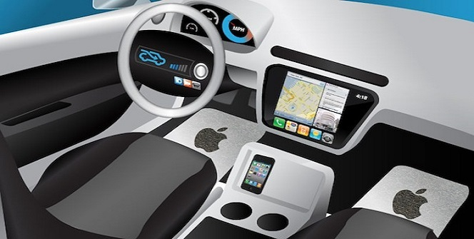 Apple Drops Hints About Autonomous-Vehicle Project