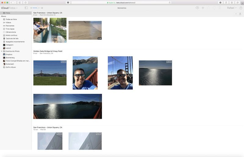Apple Updates Photos App on iCloud