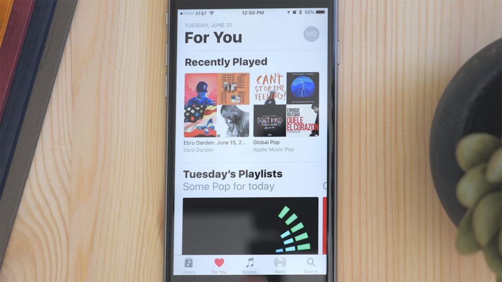 Music Apple on-line 17 Months Has Attracted 20 Million Users