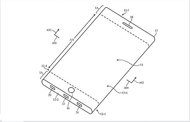 Apple Patents Reveal Flexible