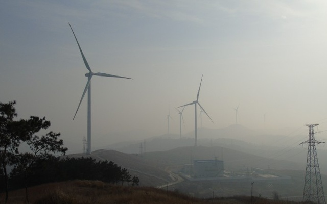 Apple Invests in China Wind Farms