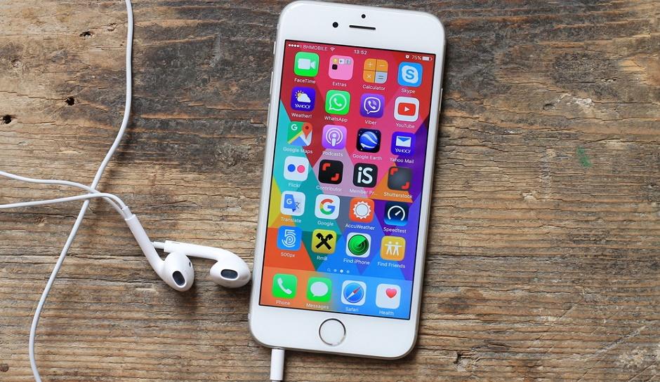 Apple iPhone App Freezes on iPhone 7, iPhone 6s & iPhone 5s
