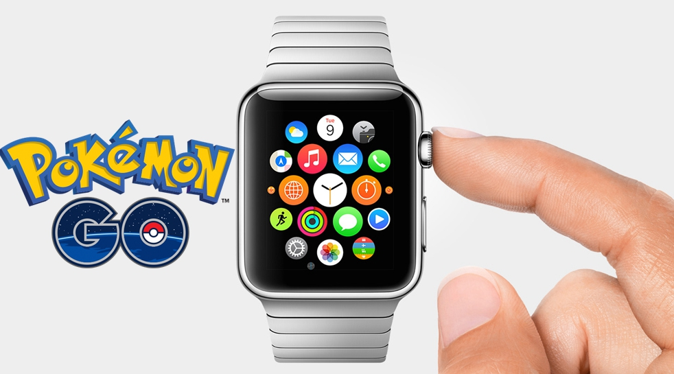Pokemon Go For Apple Watch is Coming