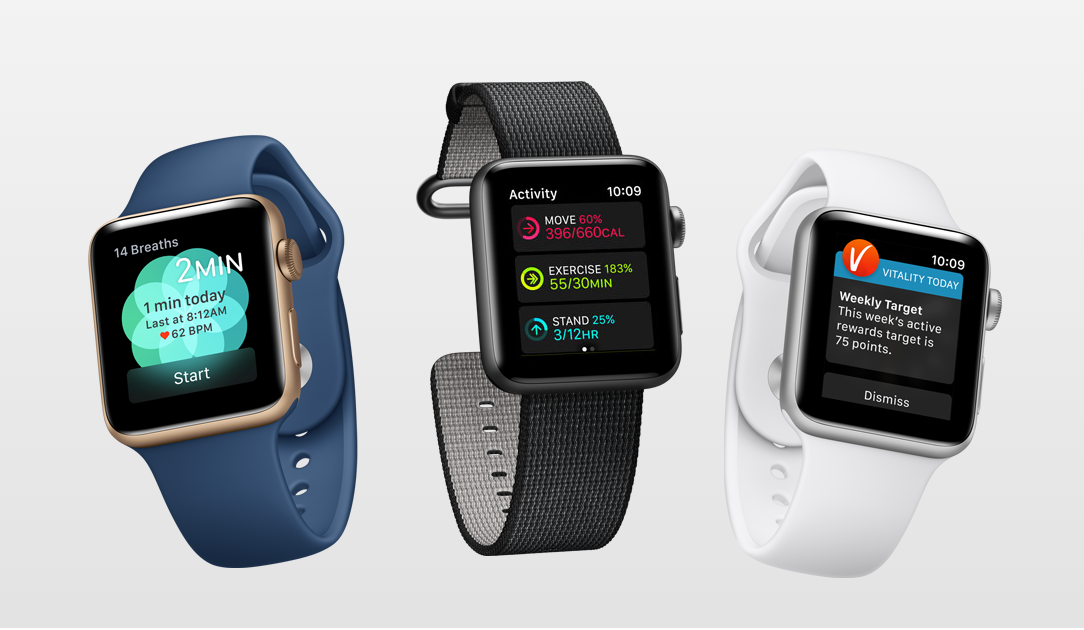 New Apple Minisite Aims to Insert Apple Watch Into Corporate Wellness Programs