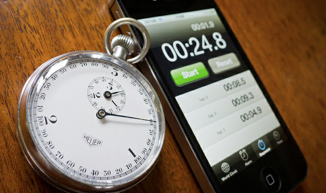 A Man Waited 416 Days to See what Happened When his iPod Stopwatch Passed 9,999 Hours