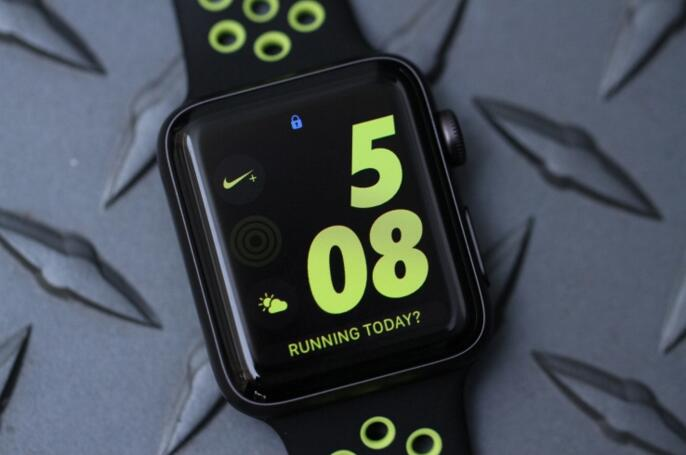 The Apple Watch Rolls out A New Challenge for The New Year