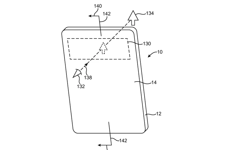 Apple Patent Paves Way for iPhone With Full-face Display, HUD Windows