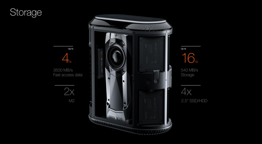 Mac Pro 2 Concept Imagines Apple's Pro Desktop With Tons of Power