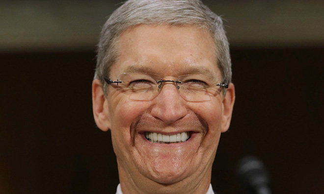 ​Apple CEO Tim Cook Sells Another $3.6M in Company Stock