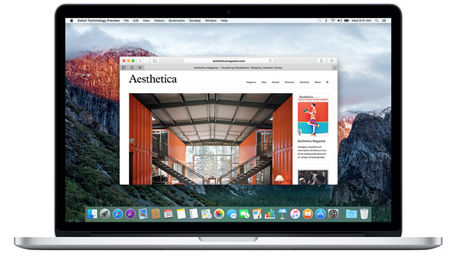 Apple Updates Safari Technology Preview with Minor Improvements