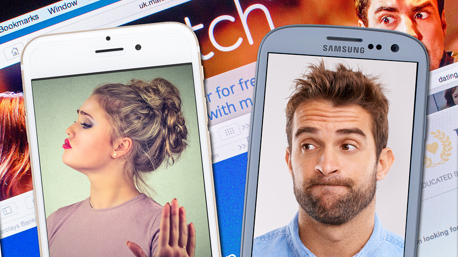 Single iPhone Users Don't Want To Date Someone With An Android