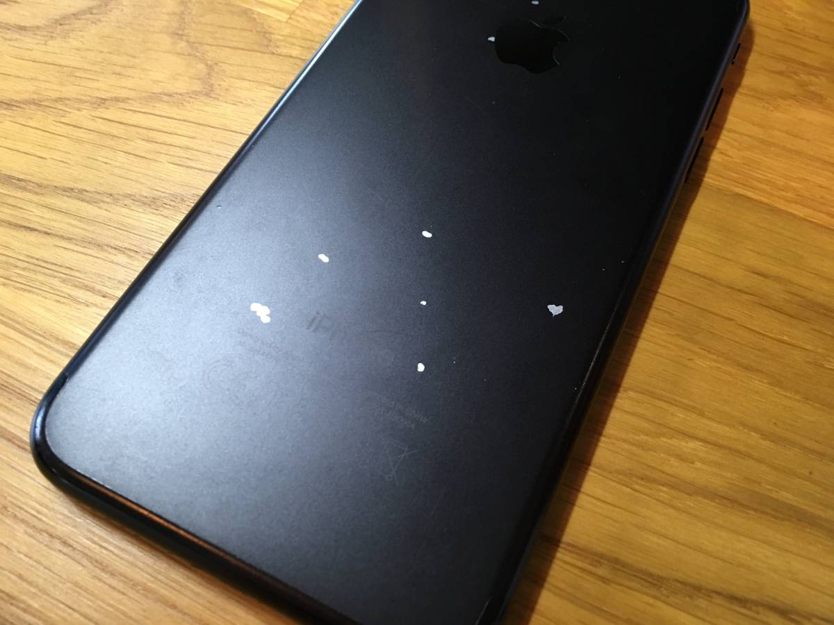 Some Matte Black iPhone 7 Units Have Paint Chipping Issues