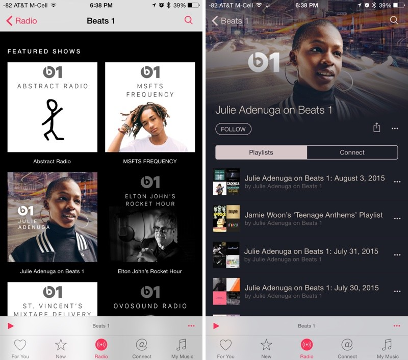 Apple's Beats 1 Radio Station Launches in Singapore