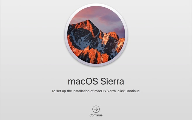macOS Sierra 10.12.4 Third Developer's Beta Now Available