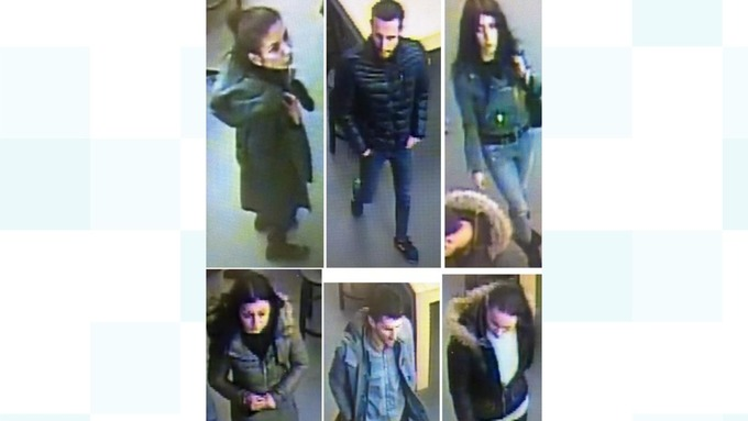 Police Appeal After