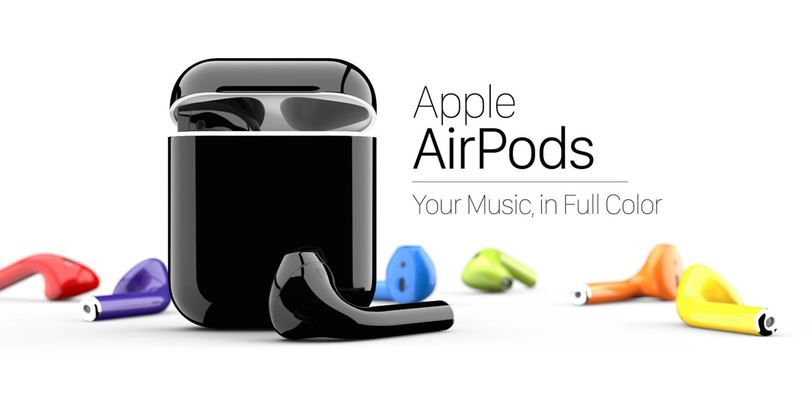 ColorWare Introduces Ability To Customize AirPods In 58 Different Colors