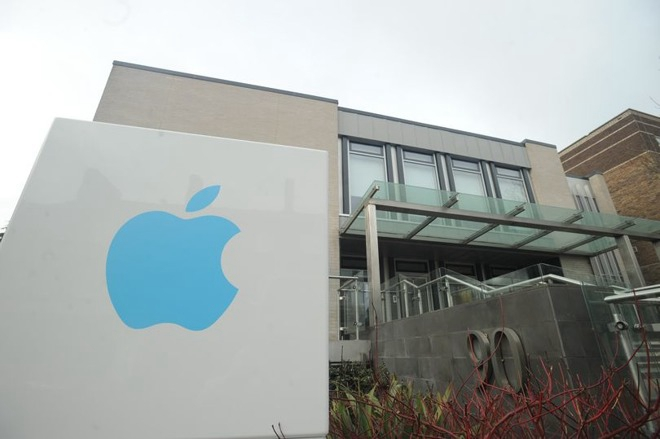 Apple Confirms Existence of Cambridge Siri R&D Lab with New Office Sign